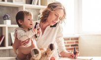 Working and Parenting: It's Possible
