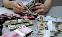 As Trade Tensions Simmer, Chinese Regime Warns Citizens Against Excessive Capital Outflows