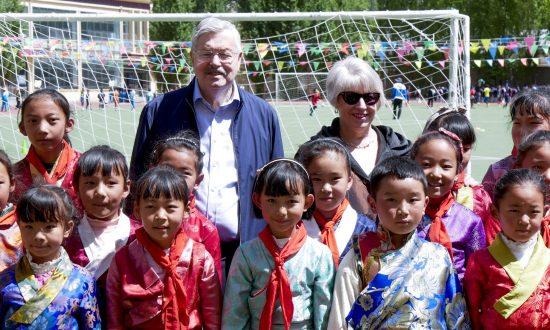 Image result for US Ambassador Raises Concerns During Rare Tibet Visit