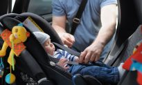 Man Grabs Baby Out of Car Upon Seeing an Odd-Looking Driver Arguing With a Woman