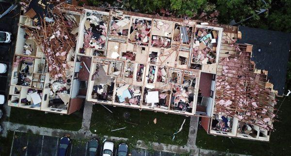 ohio tornado damage