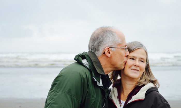 Few of us plan to be caring for our spouse in the final years of our lives together, but it is a reality that millions of Americans face every year, with more expected in the future. (Esther Town/Unsplash)