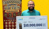Man Buys Lottery, Becomes Multimillionaire Over Lunch Break