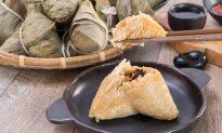 Sticky Rice Dumplings for the Dragon Boat Festival