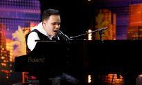 'America's Got Talent' Singer Kodi Lee Gets Season's First Golden Buzzer