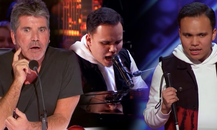 Blind Singer With Autism Blows America's Got Talent's Judges Away With His Performance