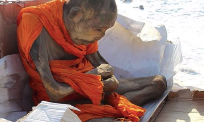 200-Year-Old Mummified Monk Has a Head Full of Hair: Is He Still 'Alive'?