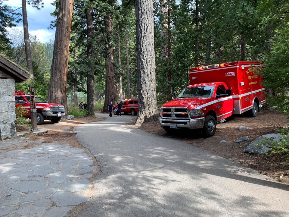 Woman Dies While Photographing Waterfall at Lake Tahoe