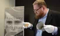 Mug at Auschwitz Has a 'Heart-Shaped' Rust Mark, X-Ray Reveals a Hidden Secret