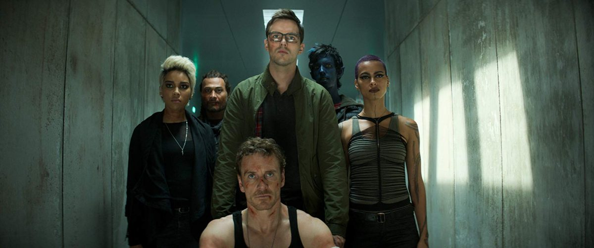 Mutants take a stand