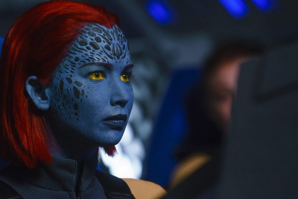 blue-skinned mutant