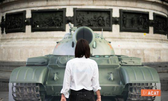 EU Urges China to Release Political Prisoners on Tiananmen Massacre Anniversary