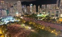 Over 180,000 Attend Hong Kong's Tiananmen Square Massacre Vigil