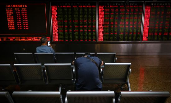 Record Foreign Capital Outflow from China as China's Tech Stocks Fall Into Bear Market