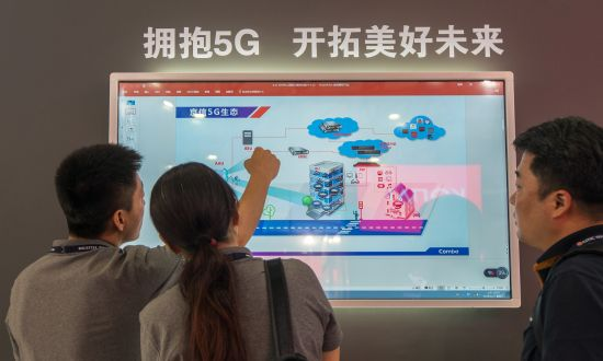 Chinese Mobile Carriers Also Shun Huawei Equipment for 5G