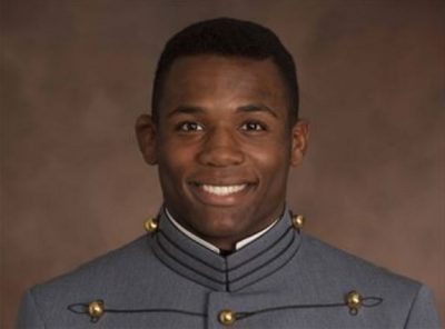 West Point cadet Christopher J. Morgan, Class of 2020, was killed during a training accident on June 6, 2019. (West Point)