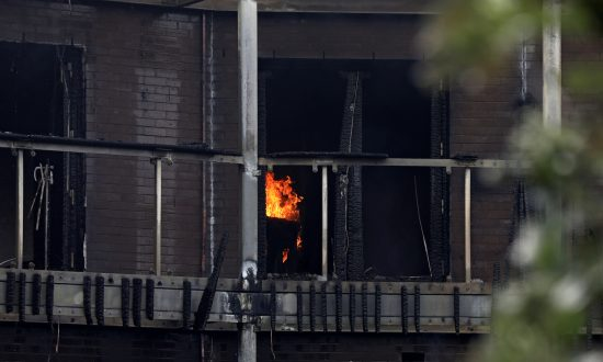 No Injuries Reported at Residential Fire in London: Ambulance Service