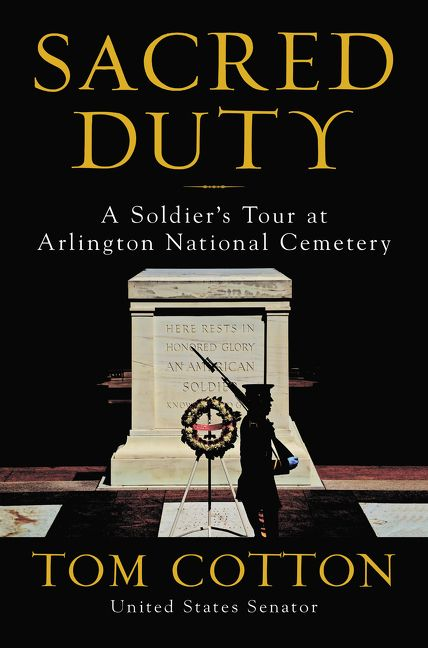 Book Review: 'Sacred Duty: A Soldier's Tour at Arlington National Cemetery'
