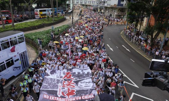 High Ranking Mainland China Expert Goes to Hong Kong to Observe the Protests