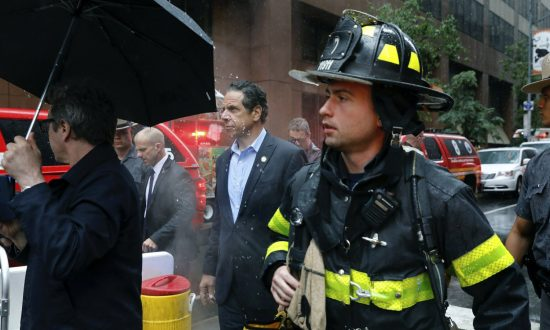 No Indication of Terrorism Involved in NYC Helicopter Crash: Cuomo
