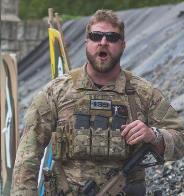 Smith was deployed to Afghanistan