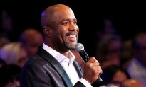 Darius Rucker Raises More Than $2 Million for St. Jude Children's Hospital