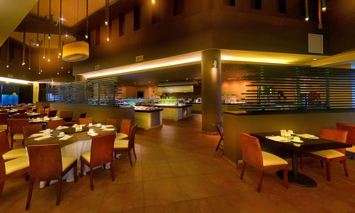An undated screenshot of a 360 view from inside the Toro Restaurant at the Hard Rock Hotel and Casino Punta Cana, in Punta Cana, Dominican Republic. (Courtesy of Hard Rock Hotel and Casino Punta Cana/Screenshot)