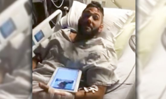 Vet Shot 7 Times on Campus Lives to Recount Ordeal That Happened on Son's Birthday