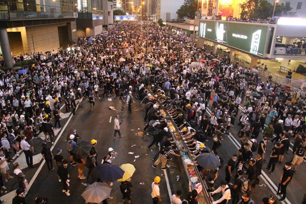 hong kong extradition protests