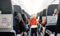 2-Year-Old Boy Wins Plane Passengers' Hearts With His 'Crowd-Pleasing' Move