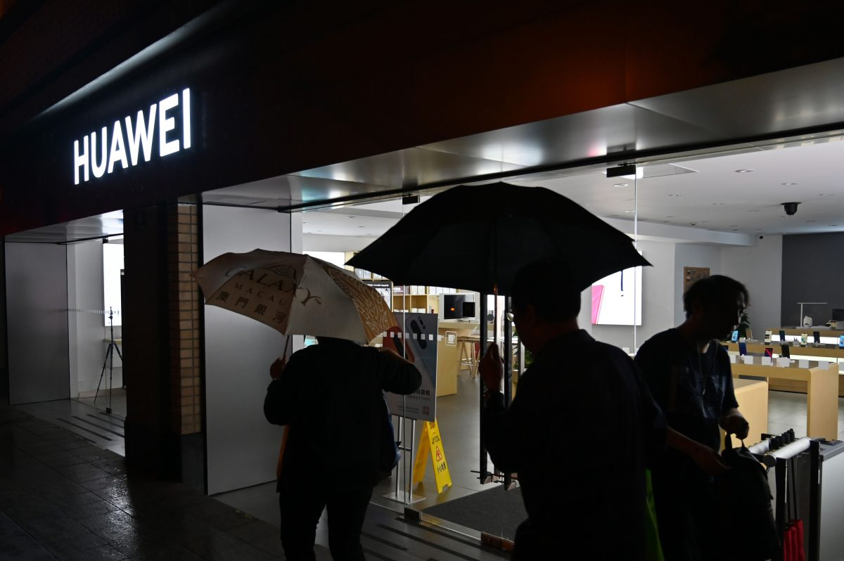 Chinese Detained for 'Spreading Online Rumors' About Huawei