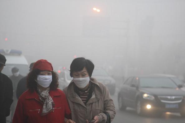 Smog harbin