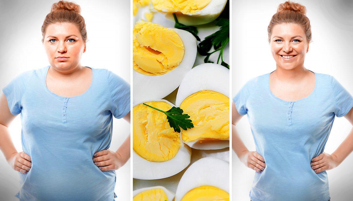 boiled eggs on keto diet