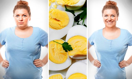 Lose 24 Pounds in 2 Weeks With the 'Boiled Egg Diet'–It Can Be Modified to Make It Doable