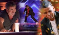 Simon Asks Bullied Violinist 'How Do You Feel Now?' His Answer Wins Golden Buzzer