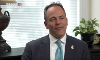 What Are America's Biggest Opportunity and Biggest Threat?—Kentucky Gov. Matt Bevin