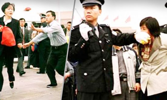 Expression NOT Oppression: US Senators Stand up for the Voiceless in China