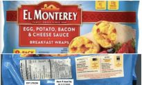 Over 240,000 Pounds of Bacon Breakfast Wraps Recalled Due to Possible Contamination