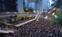 Hong Kong Protests Show People No Longer Fear the CCP