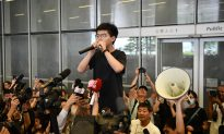 Hours After Prison Release, Hong Kong Activist Joshua Wong Joins Protest Calls for Extradition Bill Withdrawal