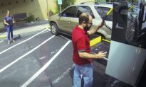 Woman Illegally Parks in Handicap Spot, Watch Disability Van Driver Teach Her a Lesson