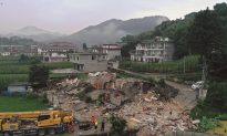 Earthquakes in Southern China Kills at Least 12