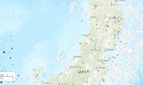 Tsunami Warning for Japan After 6.8 Magnitude Earthquake Hits