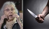 Man Tries to Attack 88-Year-Old, but Her Words Make Would-Be Rapist Run for His Life
