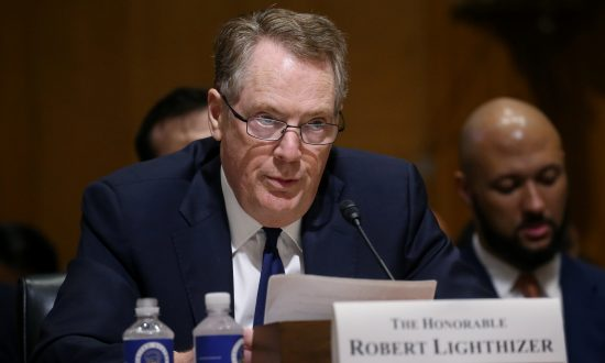 It's in Interests of China and US to Reach Trade Deal, US Trade Chief Says