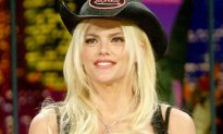 Anna Nicole Smith's Little Daughter Is Now Grown Up With a Spitting Image of Her Mom