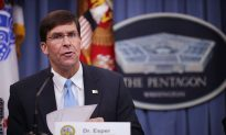 With Esper, Pentagon Inherits an Army Veteran Long Focused on China