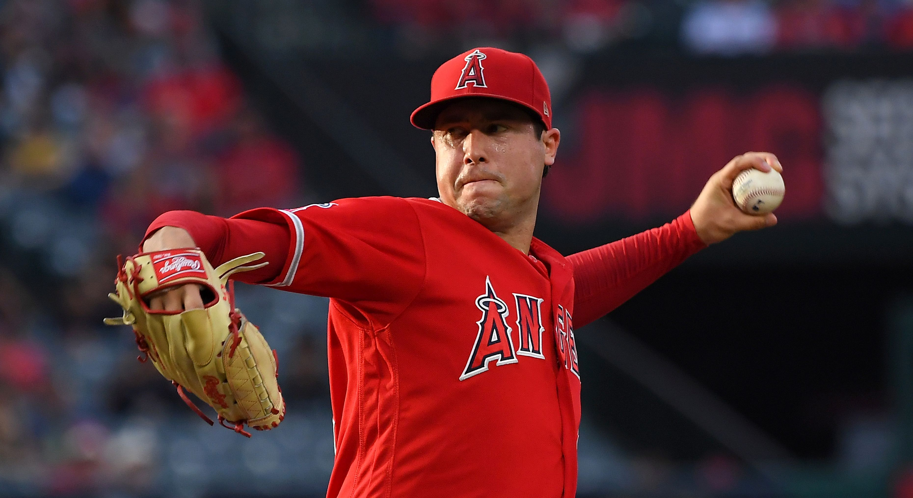 Los Angeles Angels Starting Pitcher Tyler Skaggs Dead at 27, Says Team
