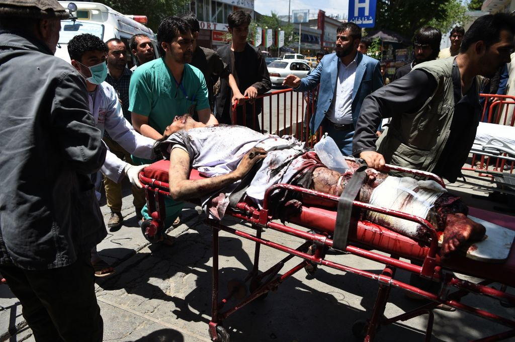 ISIS Claims Responsibility for Terrorist Bombing at Kabul Wedding That Killed 63