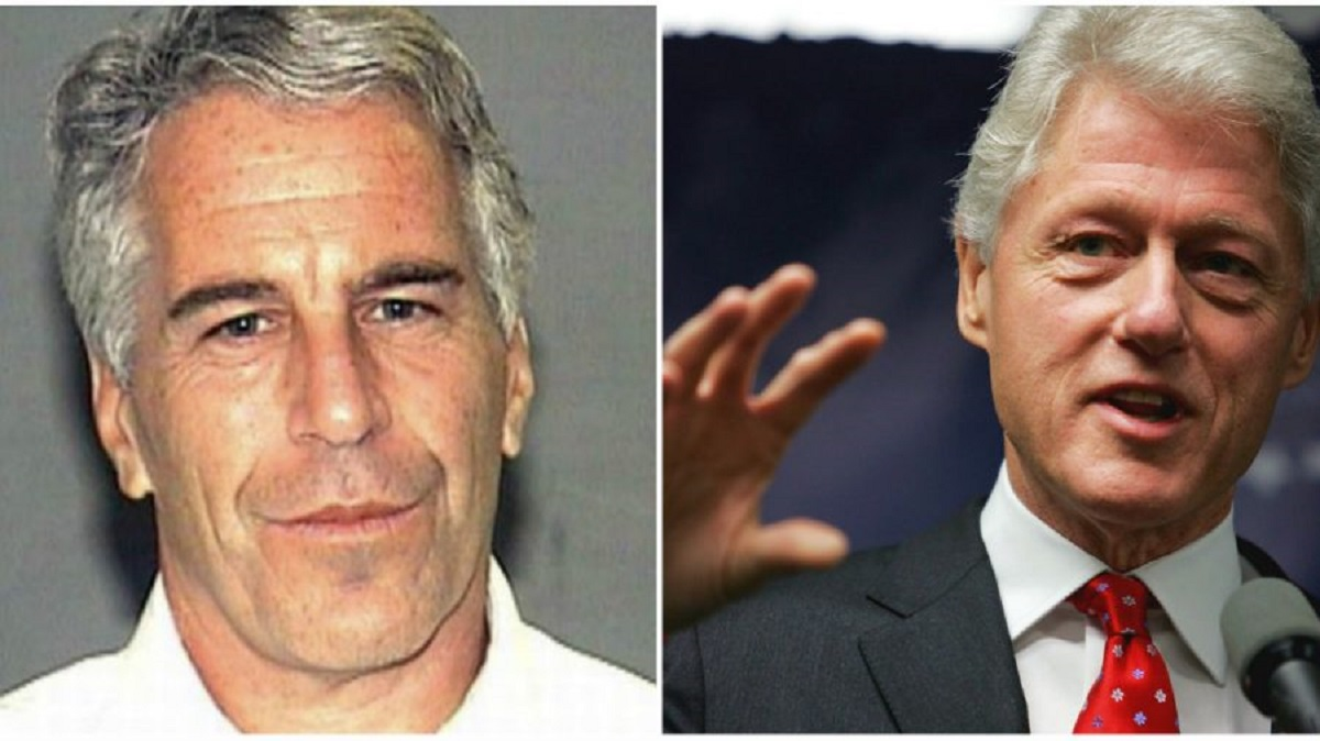 Artist Behind Clinton Painting in Epstein House Identified as Law Enforcement Confirms Existence to NY Paper